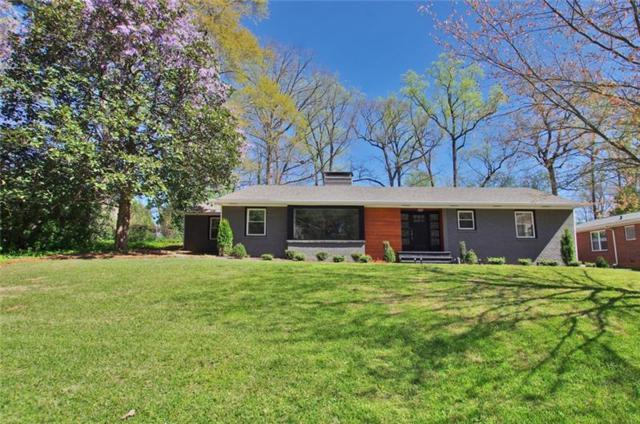 1460 Lavista Road NE, Atlanta, GA 30324 (MLS #5989520) :: Carr Real Estate Experts