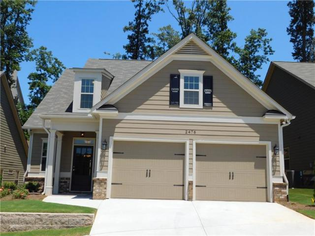 2476 Barrett Preserve Court SW, Marietta, GA 30064 (MLS #5989852) :: North Atlanta Home Team