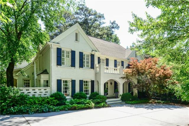 120 Peachtree Battle Avenue NW, Atlanta, GA 30305 (MLS #5992748) :: The Russell Group