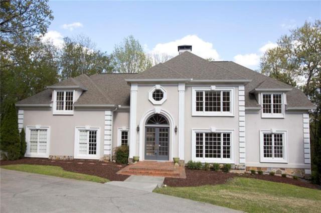 9020 Laurel Way, Alpharetta, GA 30022 (MLS #5993999) :: Carr Real Estate Experts