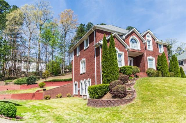 860 Highland Hill Drive, Atlanta, GA 30349 (MLS #5994769) :: Carr Real Estate Experts