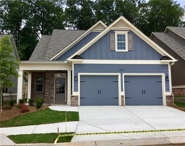 2496 Barrett Preserve Court SW, Marietta, GA 30064 (MLS #5994832) :: Good Living Real Estate