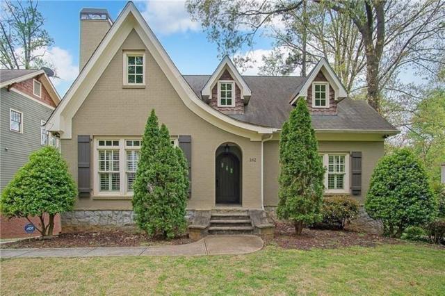 162 Woodlawn Avenue, Decatur, GA 30030 (MLS #5995369) :: RE/MAX Paramount Properties