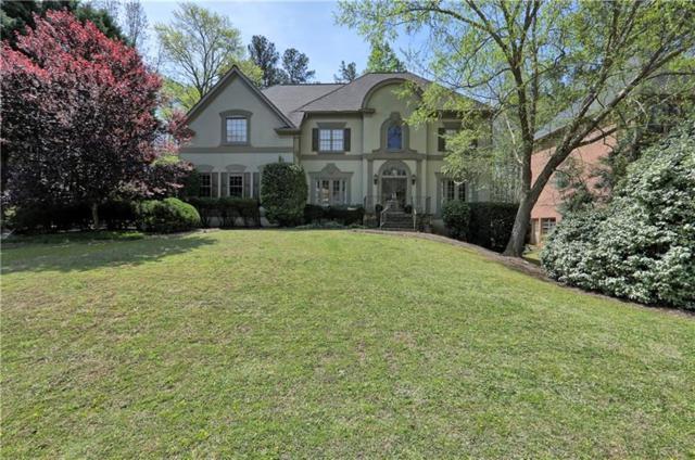 9345 Nesbit Lakes Drive, Alpharetta, GA 30022 (MLS #5995673) :: North Atlanta Home Team