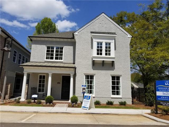 101 Linton Street, Woodstock, GA 30188 (MLS #5995714) :: North Atlanta Home Team
