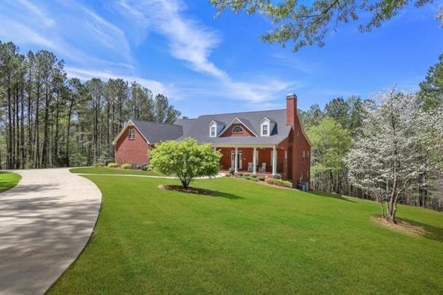 5481 Olde Plantation Drive, Douglasville, GA 30135 (MLS #5996029) :: The Bolt Group