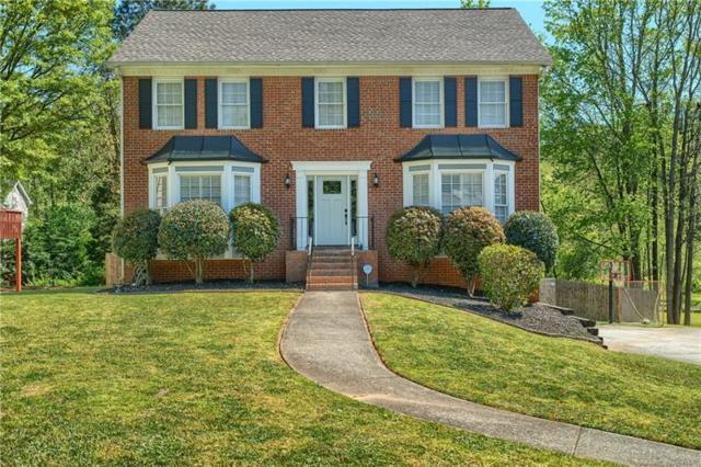 755 Birch Ridge Drive, Roswell, GA 30076 (MLS #5996185) :: Carr Real Estate Experts