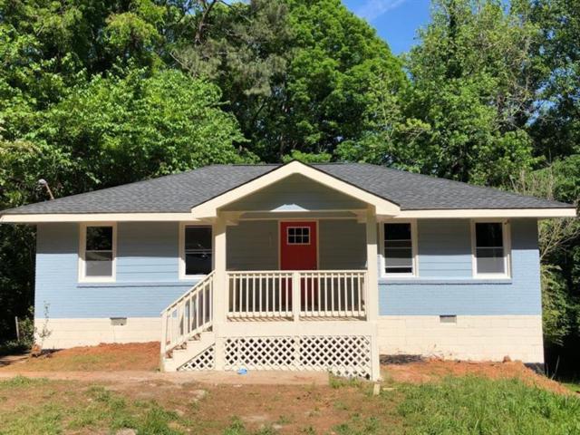 2196 Polar Rock Terrace SW, Atlanta, GA 30315 (MLS #5996997) :: The Cowan Connection Team