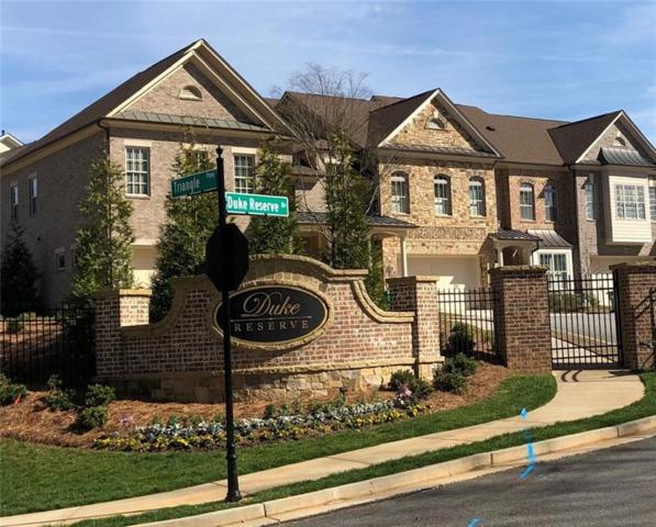 3800 Duke Reserve Circle, Peachtree Corners, GA 30092 (MLS #5997445) :: Iconic Living Real Estate Professionals