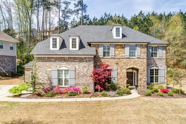629 Oakbourne Way, Woodstock, GA 30188 (MLS #5997489) :: North Atlanta Home Team