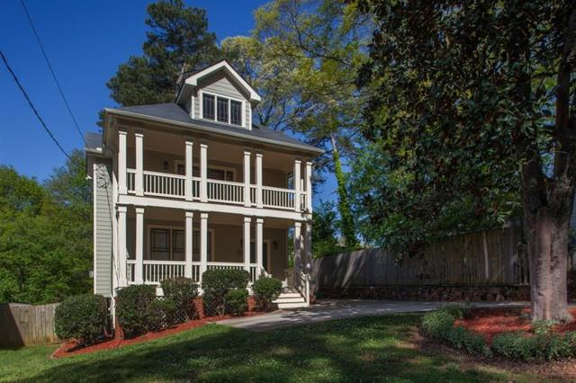 1511 Carter Road, Decatur, GA 30032 (MLS #5997990) :: The Russell Group