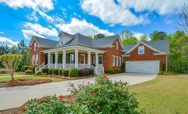 730 Clubside Drive, Monroe, GA 30655 (MLS #5998540) :: RE/MAX Paramount Properties