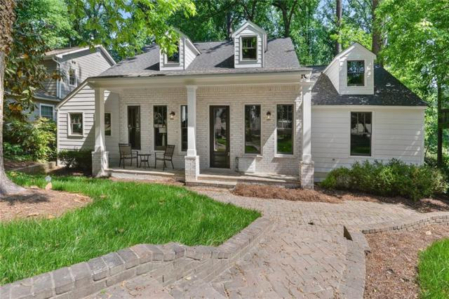 505 Overbrook Drive NW, Atlanta, GA 30318 (MLS #5999578) :: Iconic Living Real Estate Professionals