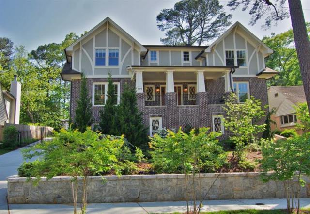 771 San Antonio Drive NE, Atlanta, GA 30306 (MLS #5999853) :: Carr Real Estate Experts