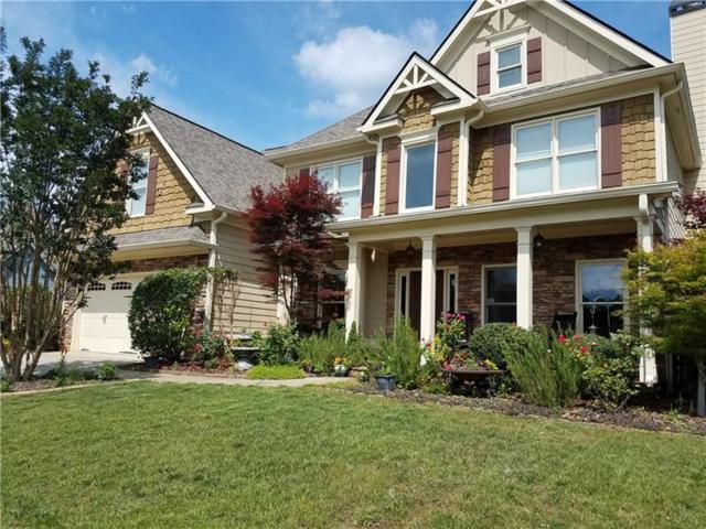 514 Morgan Lane, Dawsonville, GA 30534 (MLS #6001006) :: RE/MAX Paramount Properties