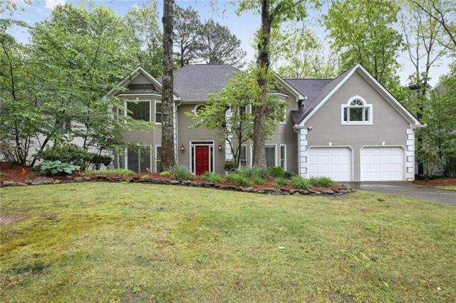 540 Kings Peak Drive, Alpharetta, GA 30022 (MLS #6001128) :: Rock River Realty