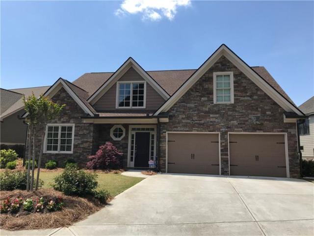 3137 Bentgrass Lane NW, Kennesaw, GA 30144 (MLS #6003161) :: North Atlanta Home Team