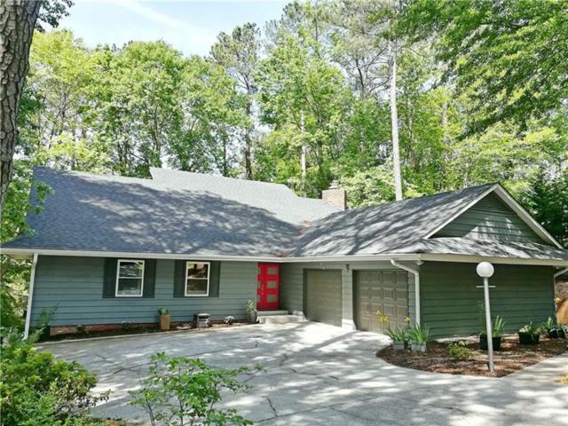 370 Stone Mill Trail, Atlanta, GA 30328 (MLS #6003222) :: The Bolt Group