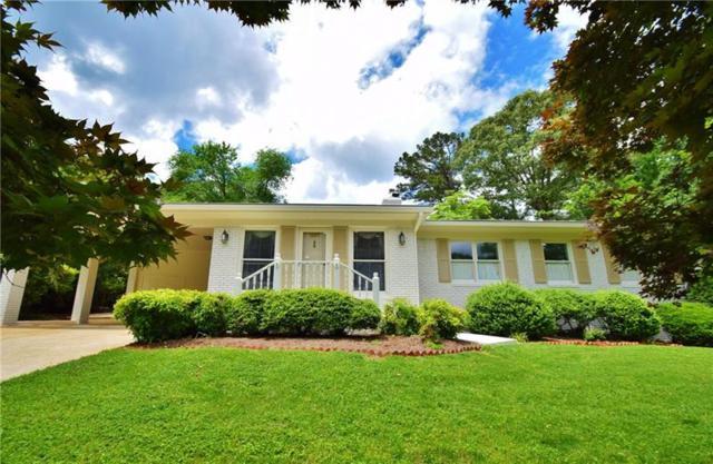 1147 Springdale Road, Gainesville, GA 30501 (MLS #6003596) :: RE/MAX Paramount Properties