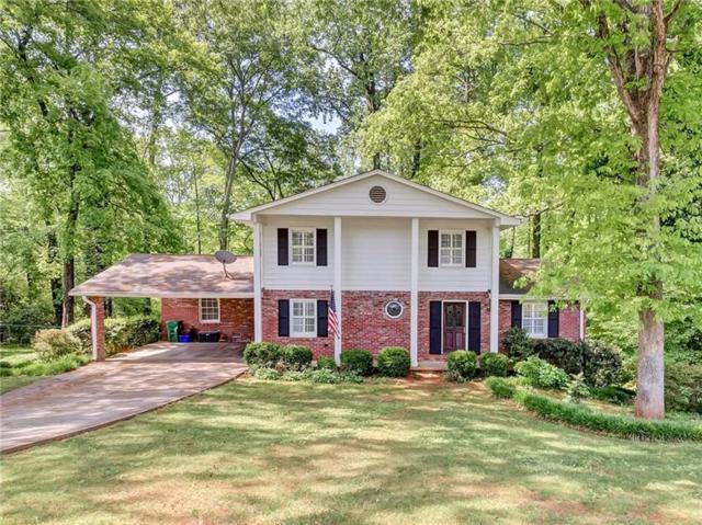1418 Diamond Head Circle, Decatur, GA 30033 (MLS #6004245) :: Rock River Realty