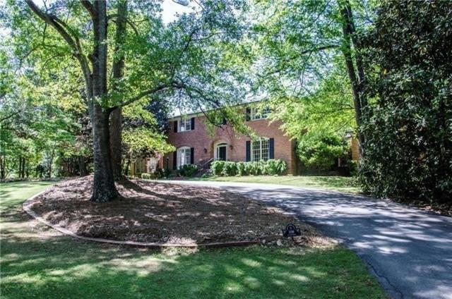 108 Inverness Road, Athens, GA 30606 (MLS #6004310) :: The Bolt Group