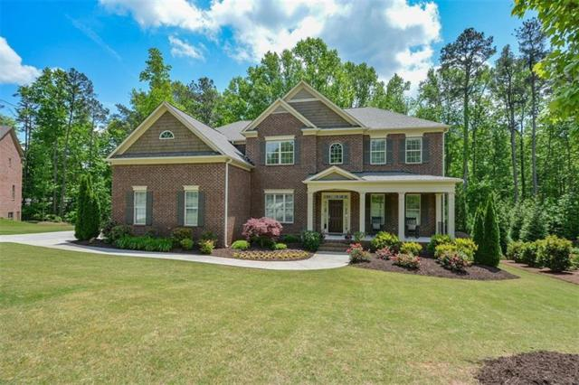 1505 Davis Farm Drive NW, Kennesaw, GA 30152 (MLS #6004534) :: The Bolt Group