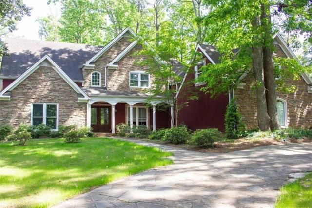 1769 Silver Hill Road, Smoke Rise, GA 30087 (MLS #6004825) :: The Bolt Group