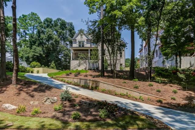 1011 Peachtree Battle Circle NW, Atlanta, GA 30327 (MLS #6005219) :: RE/MAX Paramount Properties