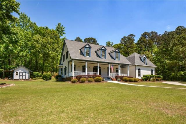 3820 Cannonwolde Drive, Snellville, GA 30039 (MLS #6005831) :: RE/MAX Paramount Properties
