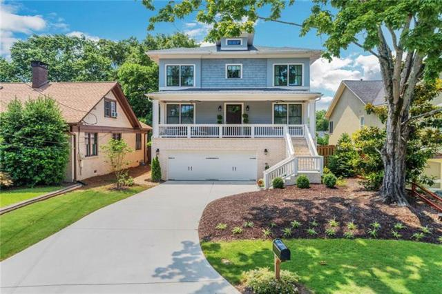 1157 Oglethorpe Avenue, Brookhaven, GA 30319 (MLS #6006231) :: North Atlanta Home Team
