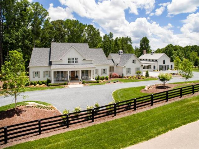 124 Trinity Farm Drive, Canton, GA 30115 (MLS #6007376) :: The Russell Group