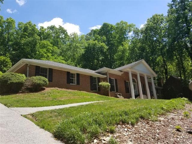 1060 Oakhaven Drive, Roswell, GA 30075 (MLS #6007956) :: RE/MAX Paramount Properties
