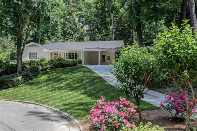 999 Tennyson Drive NW, Atlanta, GA 30318 (MLS #6008052) :: Rock River Realty