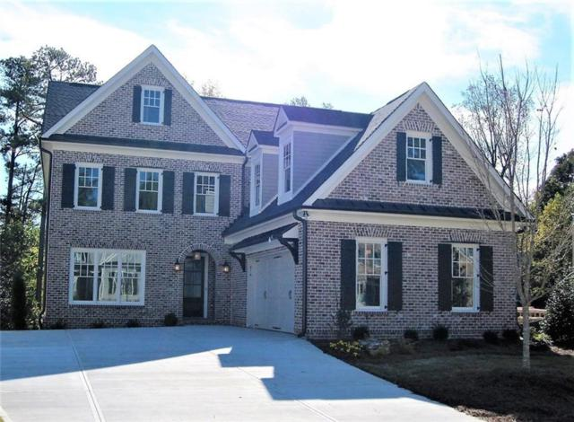 214 Belle Lane, Sandy Springs, GA 30328 (MLS #6009466) :: RE/MAX Paramount Properties