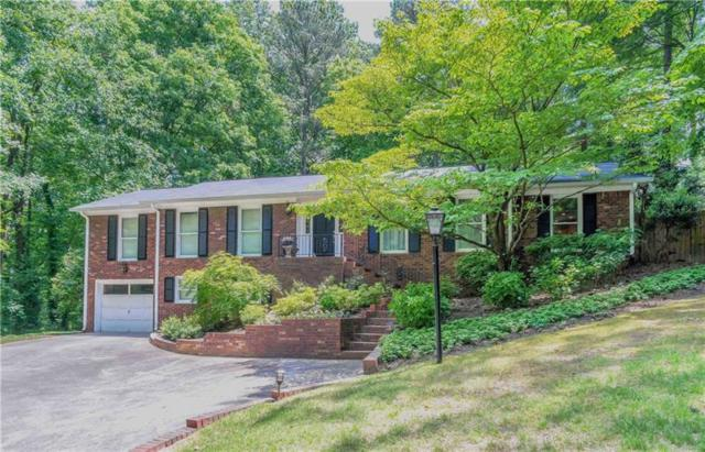 3671 Tanglewood Drive SE, Atlanta, GA 30339 (MLS #6009812) :: Carr Real Estate Experts