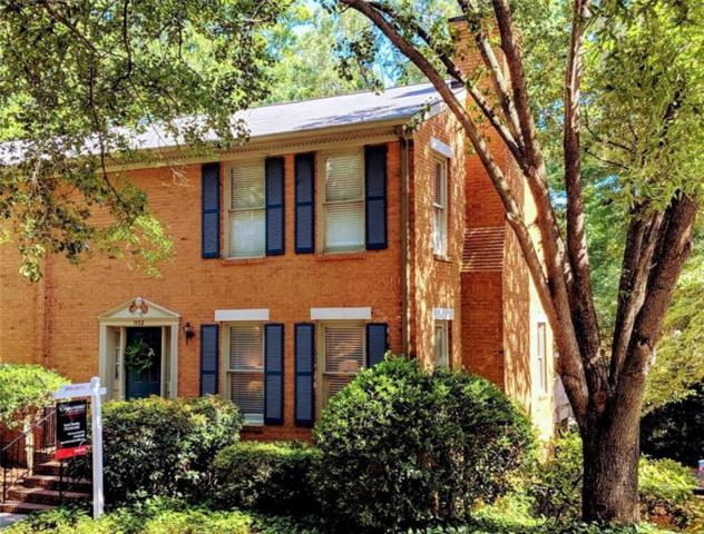 1152 Morningside Place NE, Atlanta, GA 30306 (MLS #6013650) :: RE/MAX Paramount Properties
