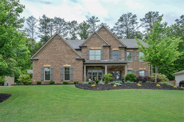 1371 Sutters Pond Drive NW, Kennesaw, GA 30152 (MLS #6014176) :: North Atlanta Home Team