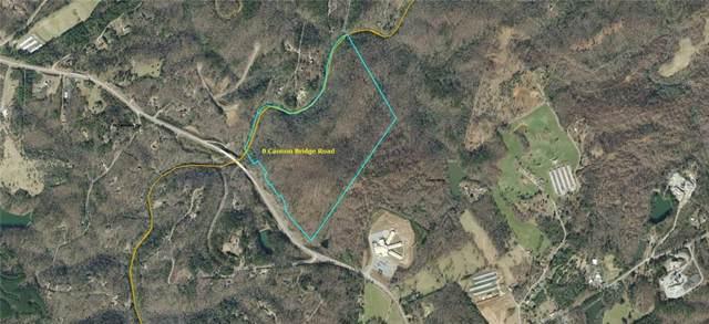 0 Cannon Bridge Road, Demorest, GA 30535 (MLS #6014271) :: North Atlanta Home Team