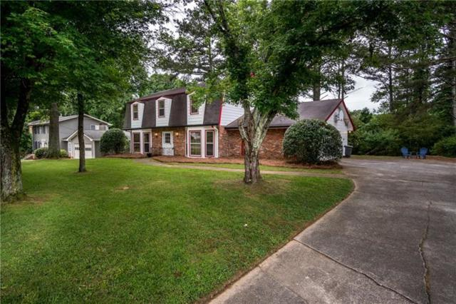3021 Mountain Trace NE, Roswell, GA 30075 (MLS #6016855) :: Kennesaw Life Real Estate