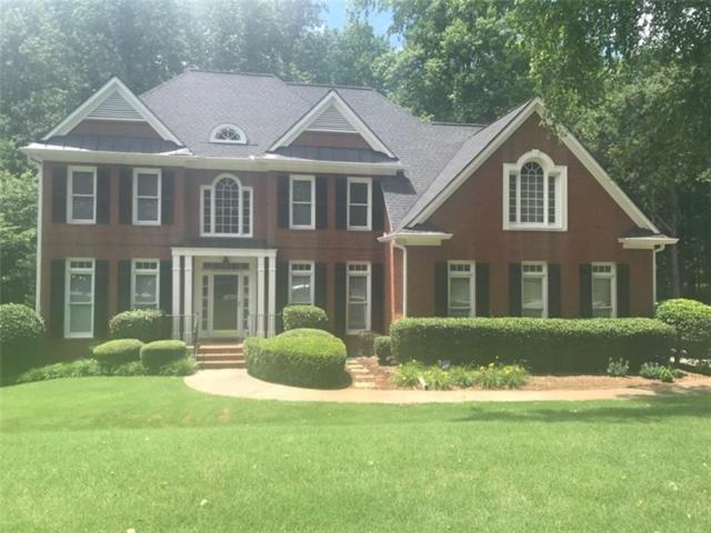 550 Woodbrook Way, Lawrenceville, GA 30043 (MLS #6017415) :: The Bolt Group