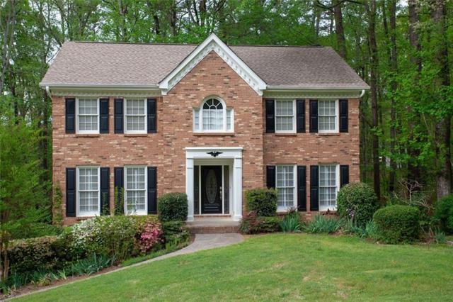 4695 Stonehenge Drive, Peachtree Corners, GA 30096 (MLS #6018536) :: Iconic Living Real Estate Professionals