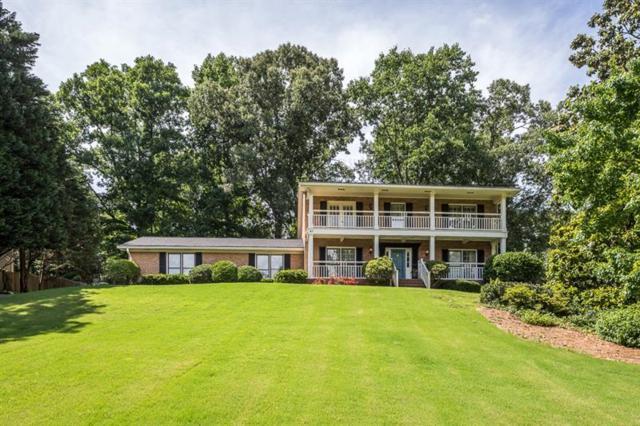 1622 Arnaud Court, Dunwoody, GA 30338 (MLS #6020938) :: RE/MAX Paramount Properties