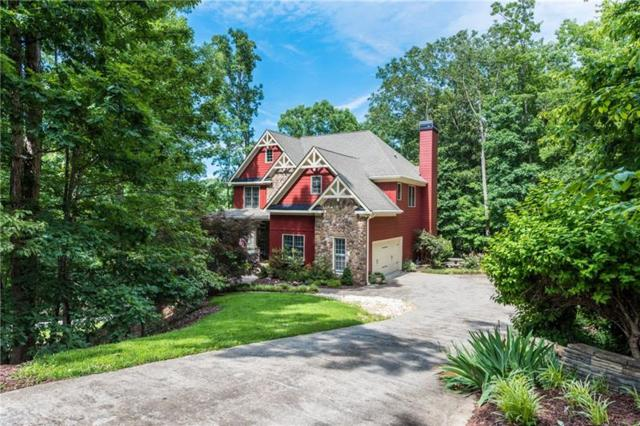 120 Lumber Oaks Lane, Talking Rock, GA 30175 (MLS #6021505) :: RE/MAX Paramount Properties