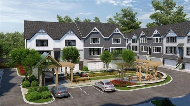 1587 Lavista Road NE #35, Atlanta, GA 30329 (MLS #6024259) :: North Atlanta Home Team