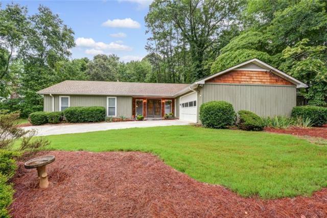 4200 Manor House Drive, Marietta, GA 30062 (MLS #6025099) :: RE/MAX Paramount Properties