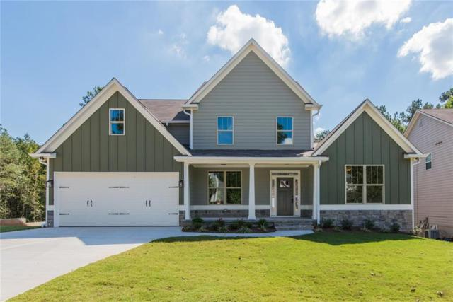 507 Longwood Place, Dallas, GA 30132 (MLS #6025787) :: The Hinsons - Mike Hinson & Harriet Hinson