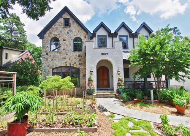 1609 Johnson Road NE, Atlanta, GA 30306 (MLS #6027666) :: Dillard and Company Realty Group