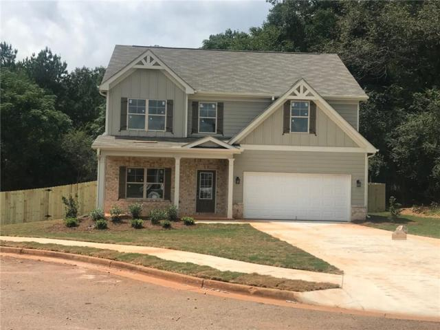 550 Evergreen Way, Jefferson, GA 30549 (MLS #6030794) :: Iconic Living Real Estate Professionals
