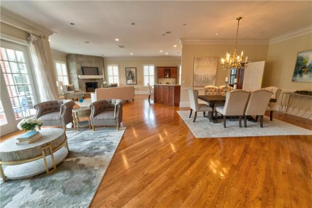 3657 Peachtree Road 4B, Atlanta, GA 30319 (MLS #6031892) :: The North Georgia Group