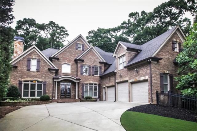 10045 Campestral Court, Duluth, GA 30097 (MLS #6032169) :: North Atlanta Home Team